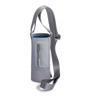 Small Black Tag Along Bottle Sling